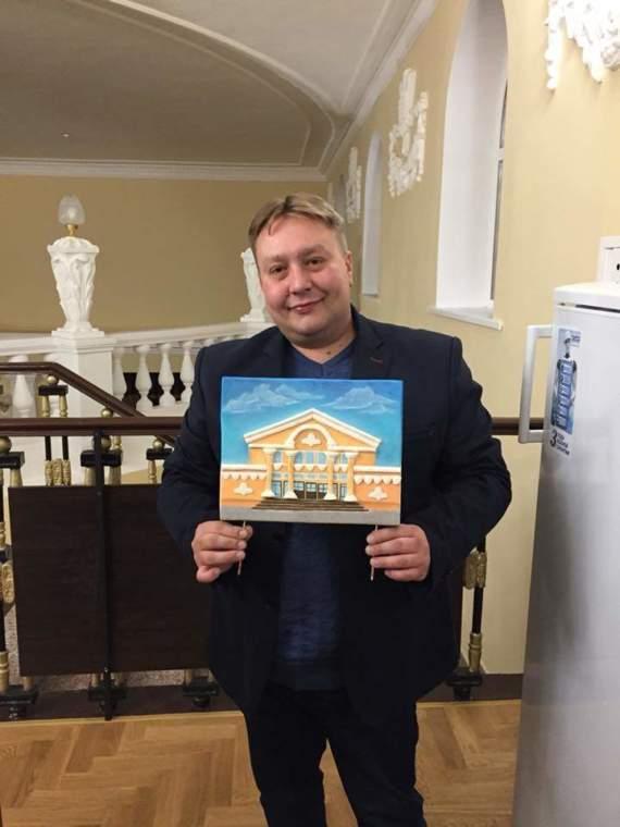 """Сепаратист-підприємець """"Солодкий"""" та його бізнес у Сєвєродонецьку"""