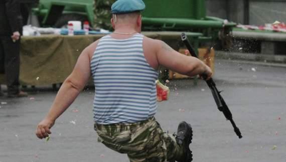 СРОЧНО! Российские боевики утроили дебош в Донецке
