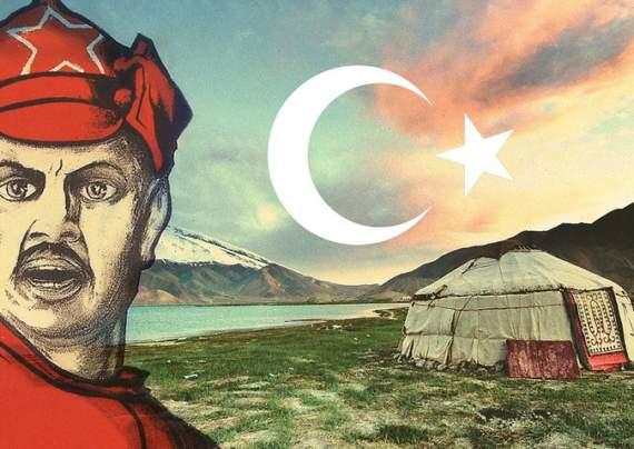 Как красные и белые сражались в одном ряду против мусульманских повстанцев