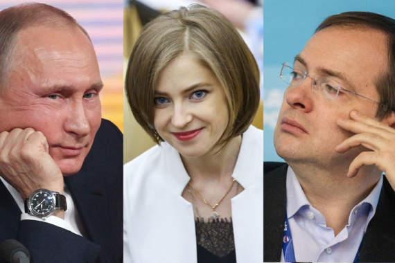 Девять исторических ляпов российских политиков и украинских коллаборантов