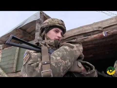 По ту сторону линии фронта: молодой офицер ВСУ держит позиции неподалеку от своего родного дома. ВИДЕО