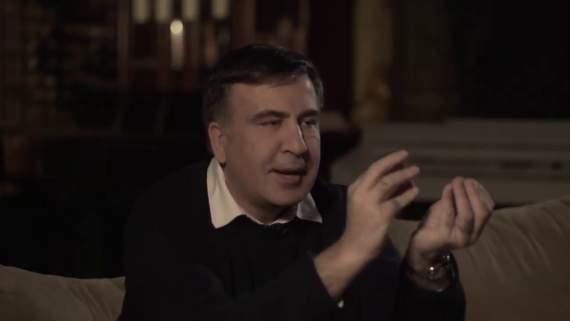 """Саакашвили хочет перенести столицу в Черкасскую область. """"Я мечтал стать правителем мира"""" /Видео/"""