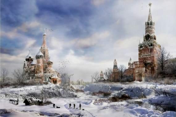 Десятилетие без тепла в России