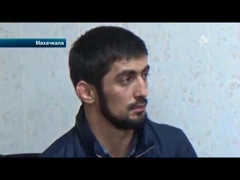 В Махачкале водитель элитной иномарки не пропустил кортеж главы МВД Дагестана