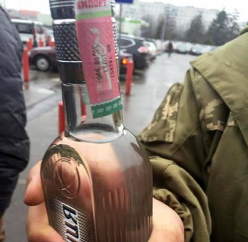 Массовые отравление от «паленки» из «ДНР»