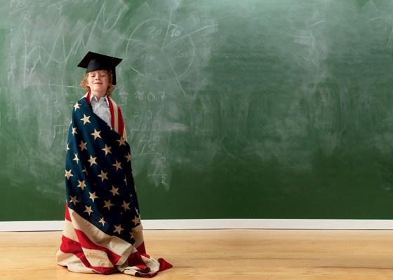 Сделано с любовью: американская система образования