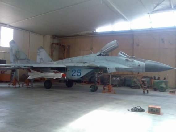 Украинская версия МиГ-29 заставила россиян занервничать, — блогер