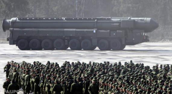 Россия разместила в оккупированном Крыму шесть ядерных боеголовок