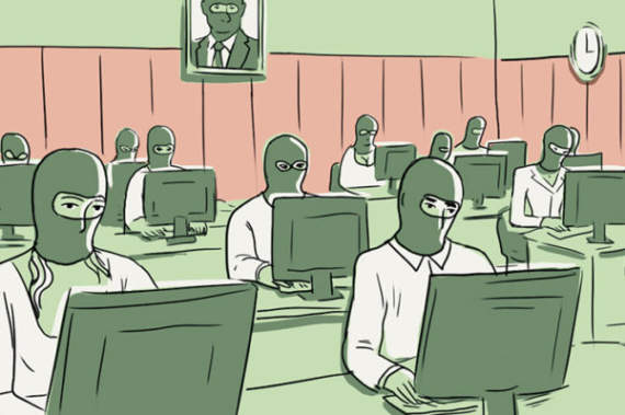 Как у Оруэлла: в Сети раскрыли масштабы «фабрики троллей» в РФ