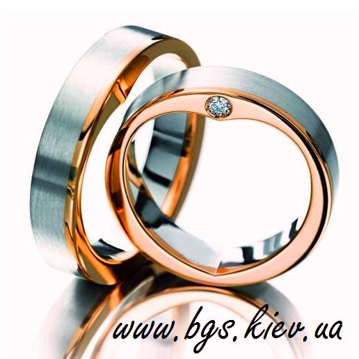 Классические и экстравагантные обручальные кольца
