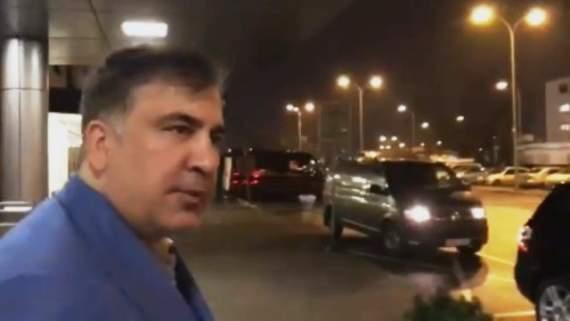 Пограничная служба Украины: Саакашвили «возвращен в Польшу»