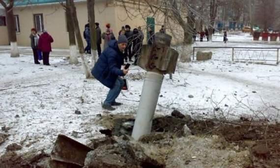 Годовщина трагедии: три года Краматорск обстреляли из РСЗО «Смерч»