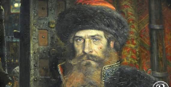 Кровавый палач Ивана Грозного.