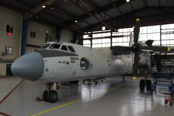 Новая жизнь Ан-26 испытателей