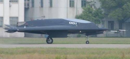 Зброя майбутнього: безпілотний літальний апарат Sharp Sword (Китай)