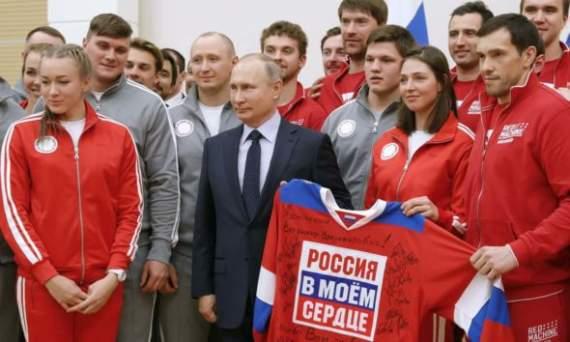 Россия пробирается на Олимпиаду через черный ход, — The Guardian
