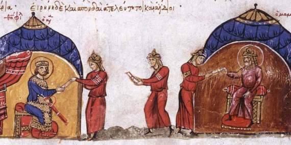 Арабы – разрушители средиземноморского единства