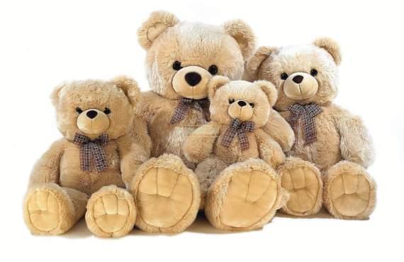 Мягкие игрушки: критерии выбора забавы для ребенка