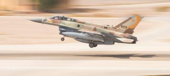 Предварительное расследование сбития израильского истребителя F-16I сирийской ПВО
