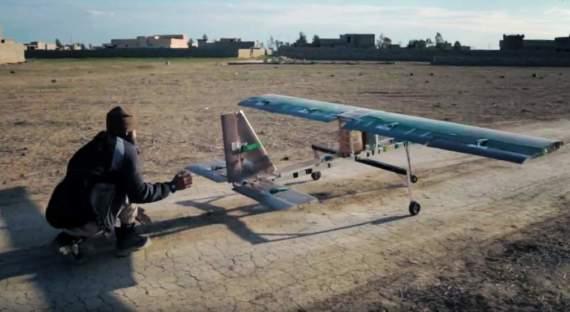 Сверхлегкая авиация террористов
