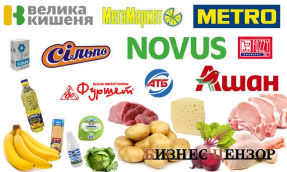 Кому принадлежат супермаркеты Украины