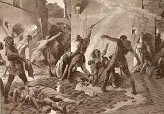 Еврейские погромы в средневековой Испании: что это было