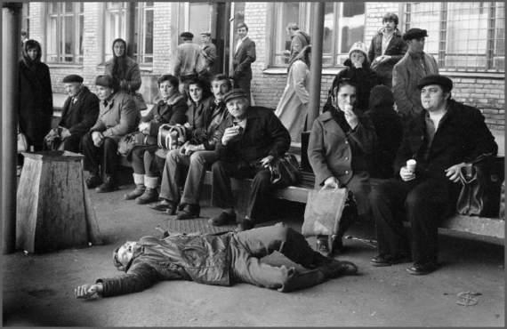 Как Сталин советский народ спаивал