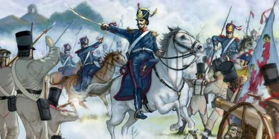 Сержант Кабраль — защитник Аргентины
