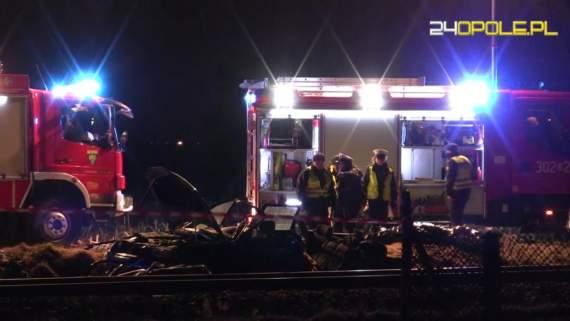 Четверо українців загинули в Польщі, потрапивши під поїзд (фото, відео)