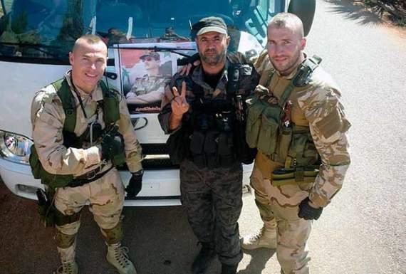 Российский наемник о службе в Сирии