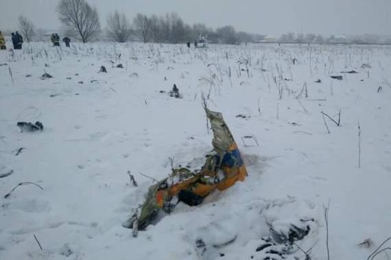 Россия вышла на след сбивших в Подмосковье Ан-148