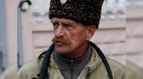Как российские казаки аннексировали Крым