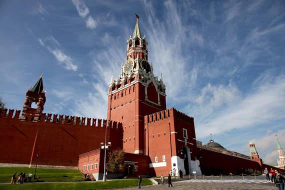 Кремлевский Испуг