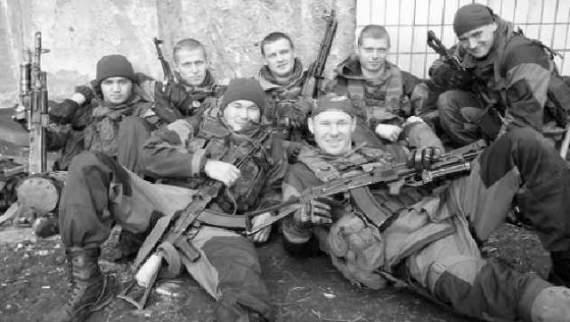 Солдаты, которых больше нет…