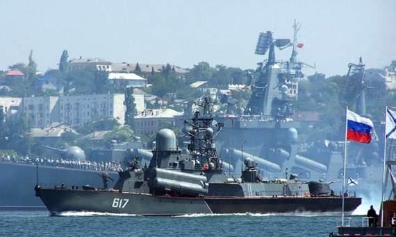 Російський Чорноморський флот на території України (1995–2014)