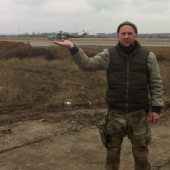 Помогите герою АТО, воину-добровольцу Сергею Ульянову