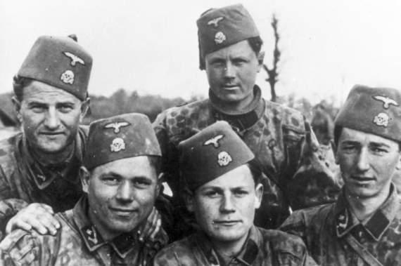 Кримські татари у складі збройних формувань Третього Рейха