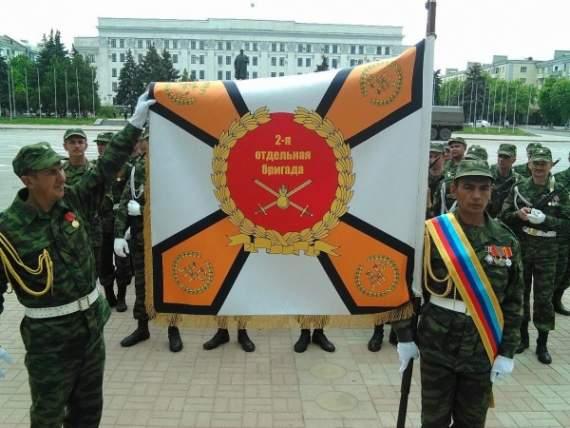 Будни 2-й отдельно мотострелковой бригады НМ «ЛНР»