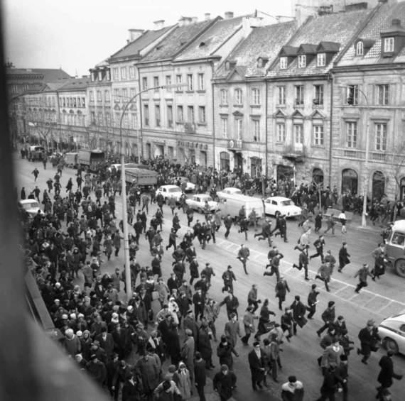 Fathom: Коммунисты против евреев: антисионистская кампания 1968 года вПольше