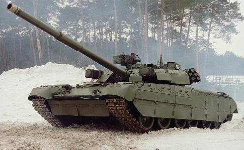 Новый трофей ВСУ – Т90А