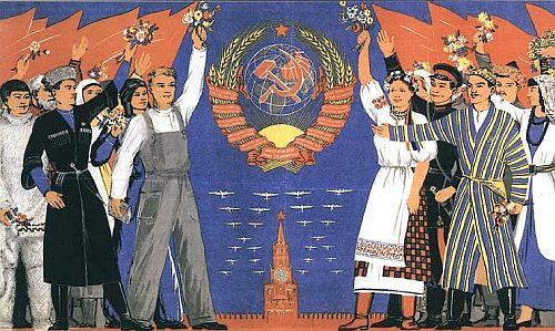 Путин в послании объявил, что готовится захватить все республики бывшего СССР