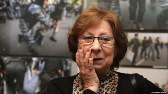 Ахеджакова поучает украинцев, — политолог