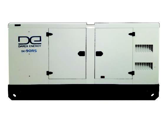 Дизельные генераторы от «Дарэкс-Энерго»