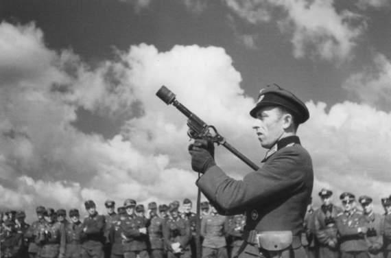 Kampfpistole и «КМБ»: история несостоявшейся карманной артиллерии