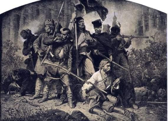 1863: польський Давид проти російського Голіафа
