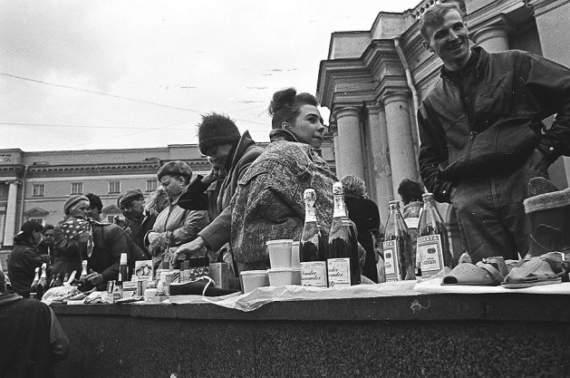 СССР — страна бытовых алкоголиков