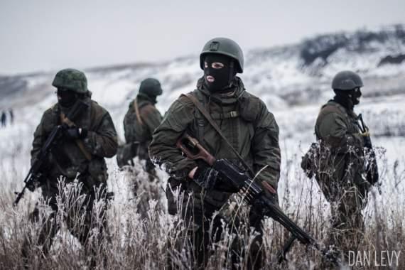 В Горловке орудует банда с числа дезертиров 3-й бригады!!!