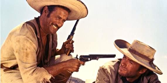 Оружие вестернов: изчего стреляли наДиком Западе