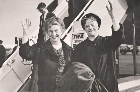 The Guardian: История двух британок, спасавших евреев отХолокоста