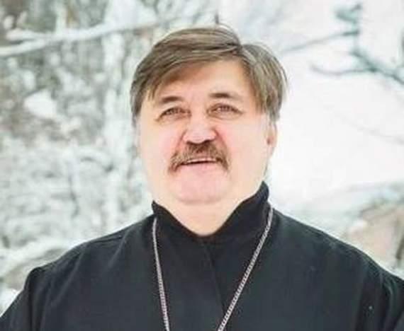 В Запорожье филиал РПЦ ФСБ отлучил священника из-за молитв за ВСУ